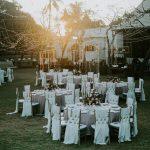 De decoratie voor op jouw bruiloft